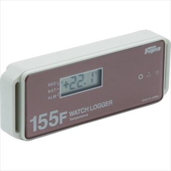 (株)藤田電機製作所 Fujita 表示付温度データロガー(フェリカタイプ) [ KT155F ]