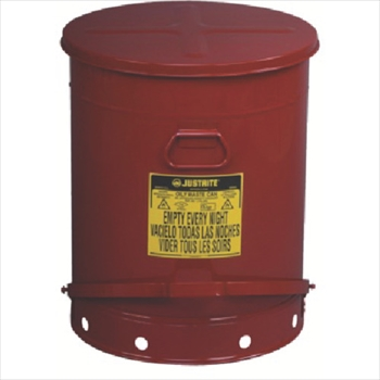 ジャストライト マニファクチャリングカンパニーL.L.C. ジャストライト オイリーウエスト缶 21ガロン [ J09700 ]
