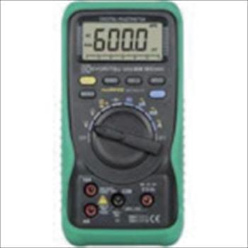 共立電気計器(株) KYORITSU デジタルマルチメータ(RMS) [ KEW1012 ]