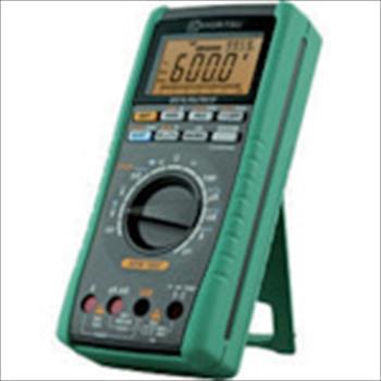 共立電気計器(株) KYORITSU デジタルマルチメータ [ KEW1052 ]