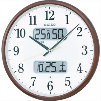 セイコークロック(株) SEIKO 電波掛時計 P枠 [ KX383B ]