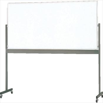 トラスコ中山(株) TRUSCO 片面移動ボード スチール製ホワイトボード 白 900X1200 [ MG412 ]