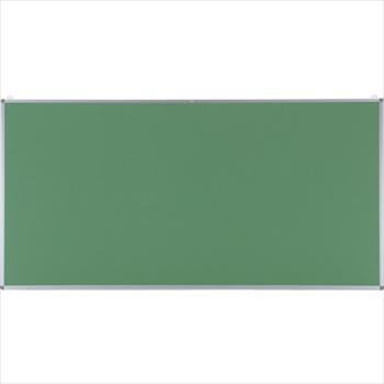 トラスコ中山(株) TRUSCO エコロジークロス掲示板 ピン専用 900X1800 グリーン [ KE36SG ]