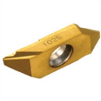 サンドビック(株)コロマントカンパニー サンドビック コロカットXS 小型旋盤用チップ 1025 [ MABR3010 ]【 5個 】
