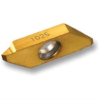 サンドビック(株)コロマントカンパニー サンドビック コロカットXS 小型旋盤用チップ 1025 [ MATL360A ]【 5個 】