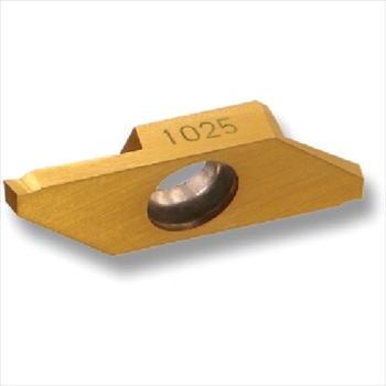 サンドビック(株)コロマントカンパニー サンドビック コロカットXS 小型旋盤用チップ 1025 [ MACL3150N ]【 5個 】