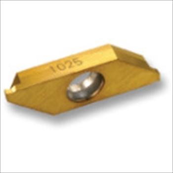 サンドビック(株)コロマントカンパニー サンドビック コロカットXS 小型旋盤用チップ 1025 [ MAGR3250 ]【 5個 】