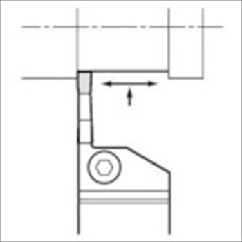 京セラ(株) 京セラ 溝入れ用ホルダ [ KGDR2525M3T10 ]