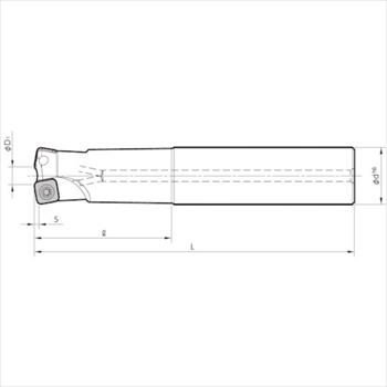 京セラ(株) 京セラ ミーリング用ホルダ [ MFH32S32102T200 ]