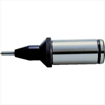 トラスコ中山(株) TRUSCO ラインマスター超硬チップタイプ 芯径6mm 先端角度90度 [ L32130T ]