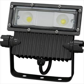 アイリスオーヤマ(株) LED事業本部 IRIS 角型投光器25W 広角 2840lm ブラック [ IRLDSP25N2WBK ]