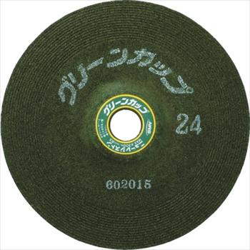 ニューレジストン(株) NRS グリーンカップ 125×6×22 ♯24 [ GCP125624 ]【 25枚セット 】