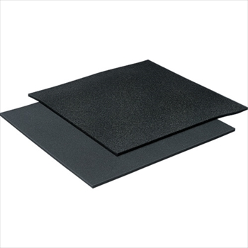 (株)イノアックコーポレーション イノアック モルトフィルター MF-20 黒 25tx1000x1000 化粧断 [ MF2025 ]