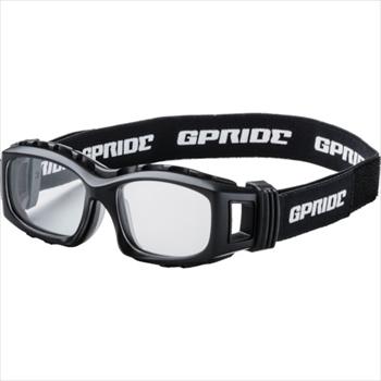 (株)GLASSART EYE-GLOVE 二眼型安全ゴーグル ブラック+度付レンズセット(マルチコート [ GP94MBKM ]