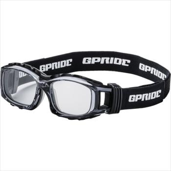 (株)GLASSART EYE-GLOVE 二眼型安全ゴーグル グレー+度付レンズセット(マルチコート) [ GP94MGRM ]