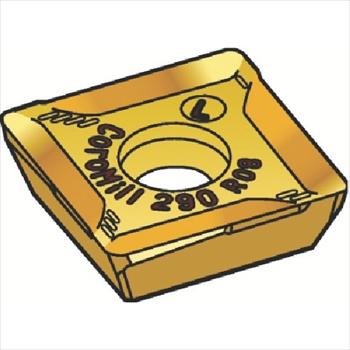 サンドビック(株)コロマントカンパニー サンドビック コロミル290用チップ 1025 [ R29012T308EPL ]【 10個セット 】