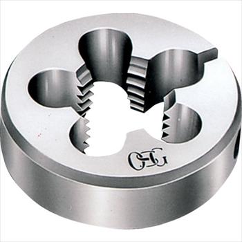 オーエスジー(株) OSG ねじ切り丸ダイス 50径 M22X2.5 46263 [ RD50M22X2.5 ]