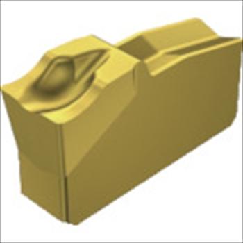 サンドビック(株)コロマントカンパニー サンドビック T-Max Q-カット 突切り・溝入れチップ 2135 [ N151.23005E ]【 10個セット 】