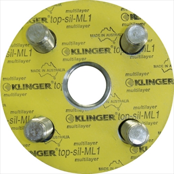クリンガー社 クリンガー フランジパッキン(5枚入り) ML1-10K-100A [ ML110K100A ]