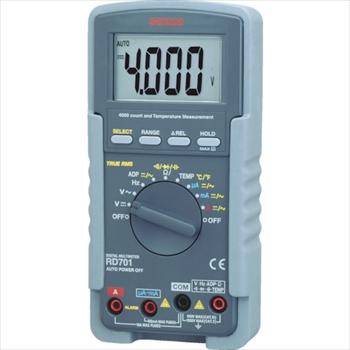 三和電気計器(株) SANWA デジタルマルチメータ 真の実効値対応 [ RD701 ]