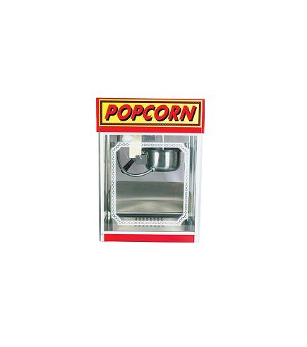 マシーン ポップコーン 朝日産業 [7-0905-0401] GPT4001 [APM-4oz型]