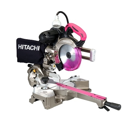 【代引不可】HiKOKI[ 日立工機 ]  ■ レーザーマーカー付 165mm 卓上スライド丸のこ C6RSHC ※沖縄・一部離島地域は送料別途