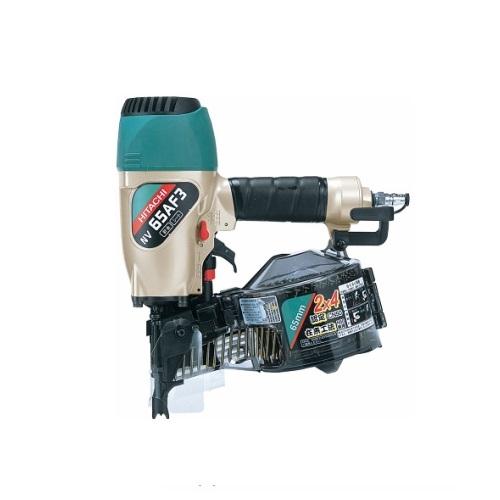 HiKOKI[ 日立工機 ]  65mm ロール釘打機 NV65AF3【ケース付】