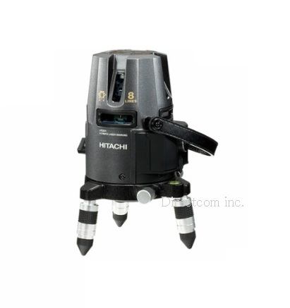 HiKOKI[日立工機] レーザー墨出し器 UG25MB3(J)【受光器付】【H02】