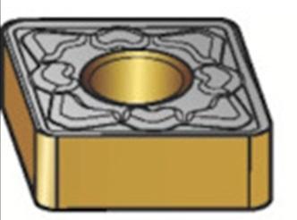 サンドビック(株)コロマントカンパニー サンドビック T-Max P 旋削用ネガ・チップ 3210 [ CNMG160608KM ]【 10個セット 】