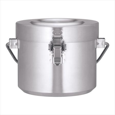 サーモス 18-8高性能保温食缶(シャトルドラム) [GBC-04P] [7-0185-0602] AKU0202