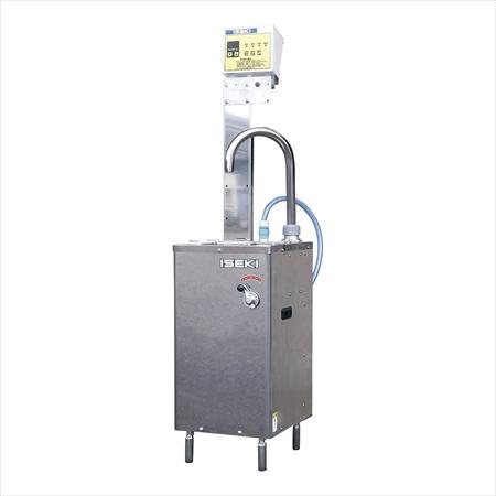 直送品■ ヰセキ 自動洗米機  AW0750-S [] [7-0274-0601] ASVA301