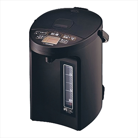 象印 マイコン沸とうVE電気まほうびん  優湯生 CV-GB30 7-0827-0402 bdv2602