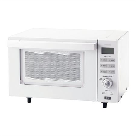 ツインバード工業 センサー付フラットオーブンレンジ [DR-E852W] [7-0664-0401] DSV7201