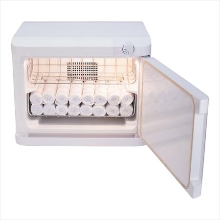 おしぼりタオル専用冷温庫 REION  FACH218SWJ ホワイト 7-0799-1201 eto8201