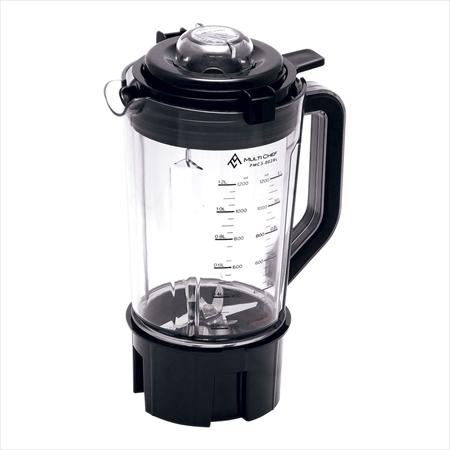 ブレンダ― MC-2000BLSSR用  フルボトルセット(ステンレス) 7-0868-0302 fbl86013