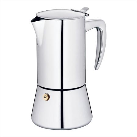 エスプレッソコーヒーメーカー ラティーナ  4カップ 10835 7-1778-1201 pke2701