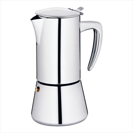 ケラ エスプレッソコーヒーメーカー ラティーナ [6カップ 10836] [7-1778-1202] PKE2702