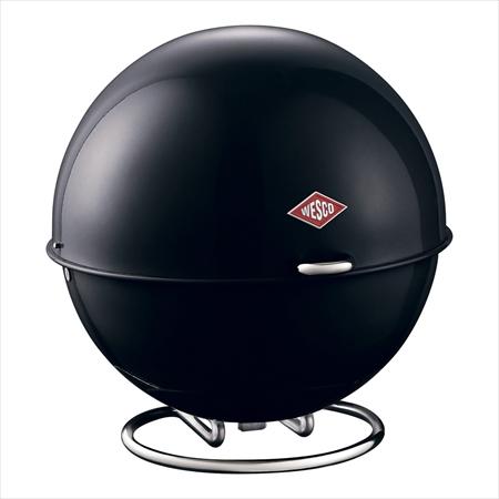 ウエスコ ブレッドボックス スーパーボール [ブラック] [7-1782-0508] PWE1808