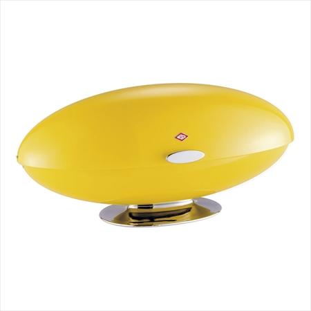 即日出荷 ウエスコ ブレッドボックス スペーシーマスター 商品 7-1782-0703 レモンイエロー PWE2003