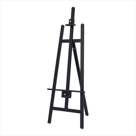 木製 アーバンイーゼル  30152 ブラック 7-2433-0102 zic2902