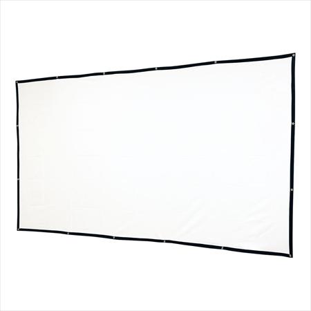 ラマス 折り畳み式プロジェクタースクリーン [120インチ] [7-2520-0203] ZPL3003