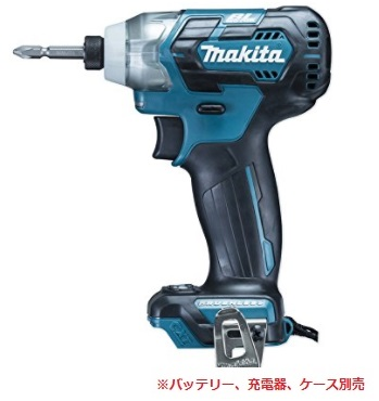 マキタ 10.8V 充電式インパクトドライバTD111DZ 【本体のみ】 青 ※バッテリ、充電器、ケース別売