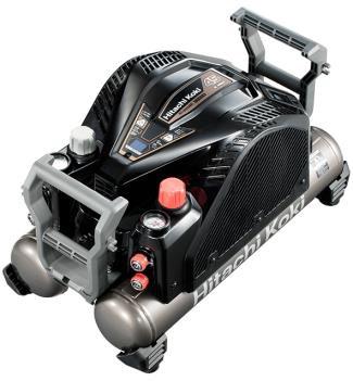 HiKOKI[ 日立工機 ]  高圧エアコンプレッサ EC1445H3(TN)【高圧・一般圧対応(50Hz/60Hz共用)】※セキュリティー機能なし