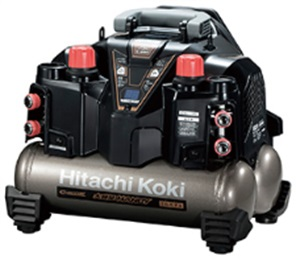 HiKOKI[日立工機]  高圧エアコンプレッサ EC1245H3(S)【高圧専用(50Hz/60Hz共用)】※セキュリティー機能なし【H02】