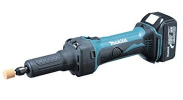 マキタ 18V(3.0Ah)充電式ハンドグラインダ GD800DRF【フルセット】 青