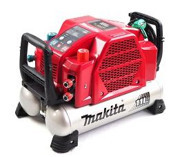 マキタ エアコンプレッサ AC462XLR 赤 一般圧/高圧対応(各2口)【M03】