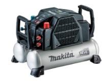 マキタ エアコンプレッサ AC462XGB 黒 一般圧/高圧対応(各2口)
