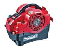 マキタ 内装エアコンプレッサ AC460SR 赤 一般圧/高圧対応