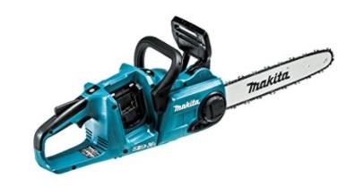 マキタ 18V 充電式チェンソーMUC353DZ【本体のみ】 青 ※バッテリ、充電器別売