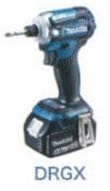 マキタ 14.4V (6.0Ah) 充電式インパクトドライバTD161DRGX【フルセット】 青